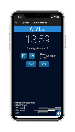 AIVI Soundkissen App